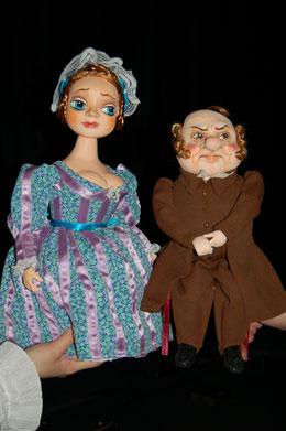 Трагикомедия с куклами