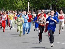 В легкоатлетическом марафоне примут участие 2500 челябинцев