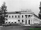 Архитектурный ансамбль площади Курчатова (окончание)
