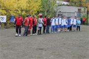 Поле спортивных надежд в школе Озерска