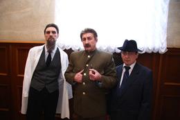 Молодых работников ПО «Маяк» поздравили Сталин, Берия и Курчатов