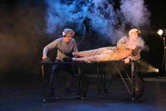 Театр Ольги Пона выступил в Озерске