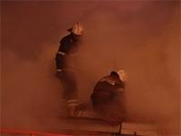 Пожар на Красноармейской