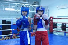 Юные озерские боксёры начали год с побед
