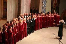 Ветераны поют на фестивале