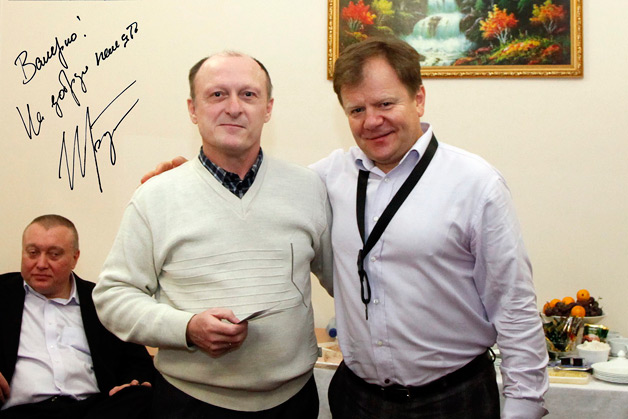 Концерт Игоря Бутмана (фоторепортаж)