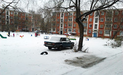 О парковках и дворах