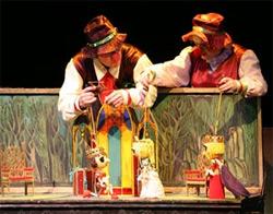 Встречайте День кукольника и День театра вместе с нами!