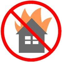 Участились случаи возгорания в садовых домиках