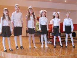 Дети Урала споют в Озерске