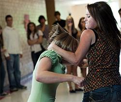 Предотвратим насилие в школах!