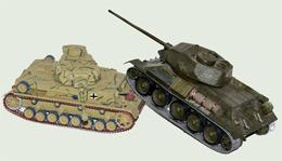 Выставка военной техники в Озёрске