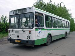 Летнее расписание городских автобусов