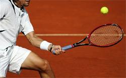 Начались областные соревнования по большому теннису