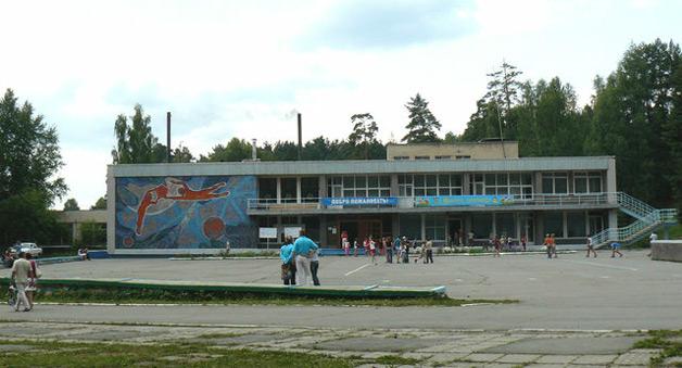 Заезд на 1-ю смену в школу им. Гагарина