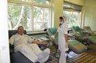 Дефицит донорской крови Озерску не грозит