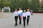 В Озерске отпраздновали День флага