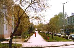 Улица Уральская (часть 1)
