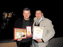 Евгений Плыгин: «Я репетирую в гараже»