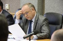 Александр Калинин: «Жизнь в округе не замрет»