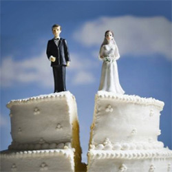 За развод 230 тысяч рублей