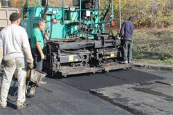 Завершился сезон ремонтов дорог