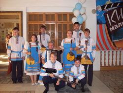 Поющие струны России