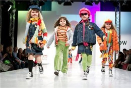 В Челябинске пройдет фестиваль детских театров моды «Жар-птица»