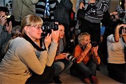 Мастер-класс фотографа Влада Шутова