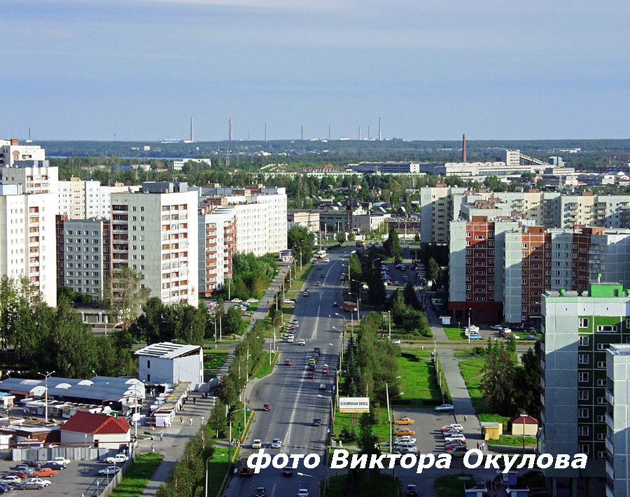 Улица ДЗЕРЖИНСКОГО