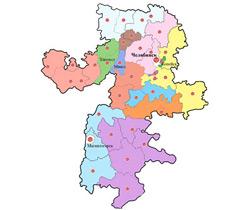 В Челябинской области исчезнут 5 отделений налоговой службы.