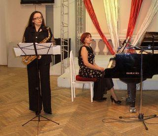 В Озерске с необычайным успехом прошел вечер саксофонной музыки