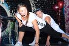 Молодежь играла в КВН и соревновалась в хип-хопе
