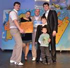 Гран-при у «Сборной «ПО «Маяк»