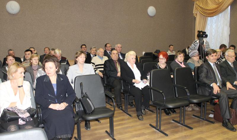 Жители округа обсудили бюджет
