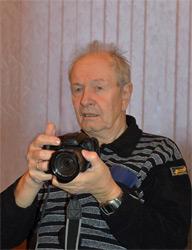 Ветеран ПО «Маяк» Олег Першин стал победителем фотоконкурса