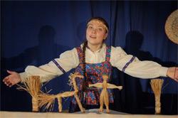 Театральный конкурс Росатома в Озерске.