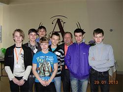 РобоФест-2013 - победа за Озерском!