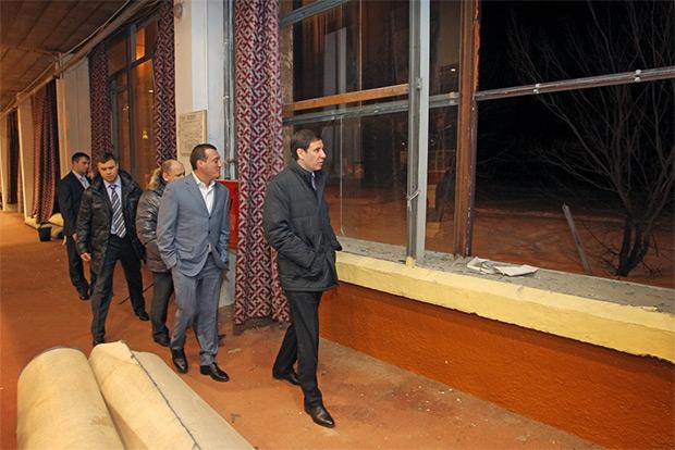 Михаил Юревич: «Ущерб от падения метеорита в Челябинской области превысит 1 миллиард рублей»