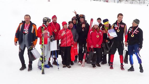 Две команды из Озерска - два успеха на Кубке губернатора по горным лыжам и сноуборду