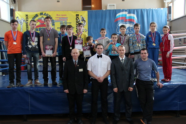 Итоги Кубка г. Озерска по боксу и кикбоксингу