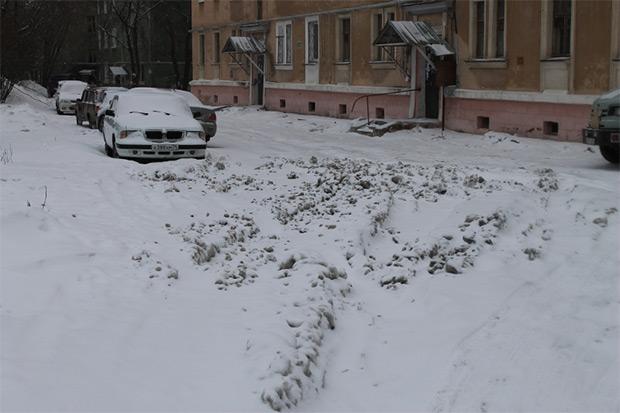 Снег засыпал проблему, но не снял с повестки дня