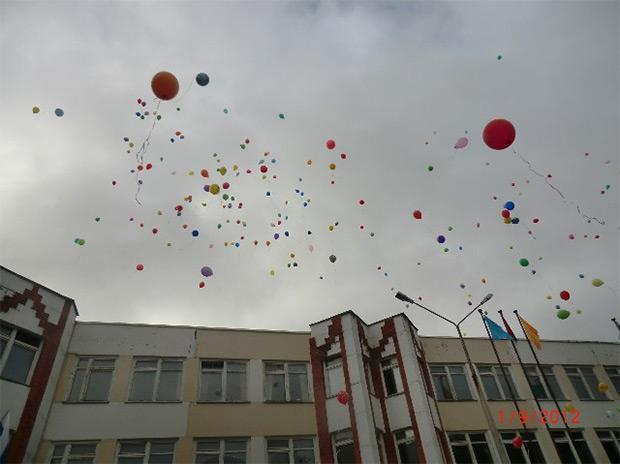 Школу № 27 поздравили руководители органов местного самоуправления