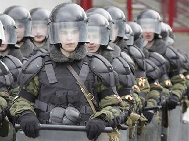 27 марта - День внутренних войск Министерства внутренних дел РФ