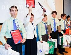 Снежинские школьники второй раз стали лучшими на фестивале Росатома