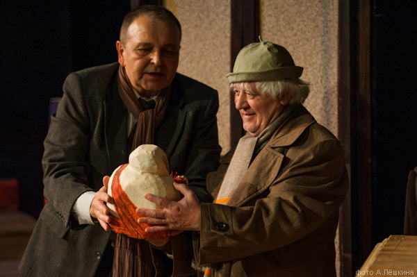 В ближайшие выходные в театре драмы и комедии «Наш дом»: