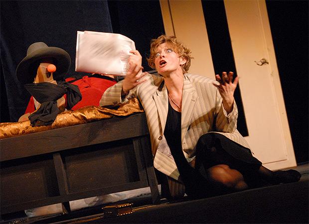 Три спектакля про любовь и волшебная сказка.